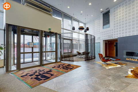 Toimitilat, Helsinki | Aitio Business Park Vivaldi, Mannerheimintie 113 | sisäkuva1