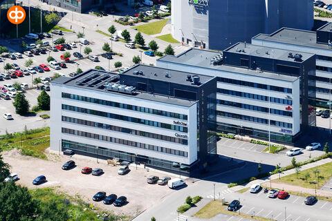 Toimitilat, Vantaa   Avia Line 3, Perintökuja 4   Ilmakuva 1