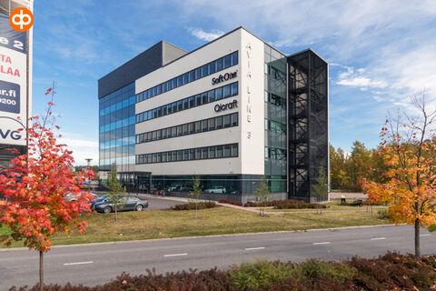 Toimitilat Vantaa   Avia Line 3, Perintökuja 4   Maakuva 1