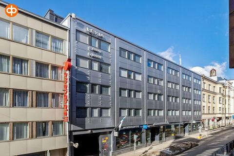 Toimitilat Helsinki | Lönnrotinkatu 11 | julkisivu