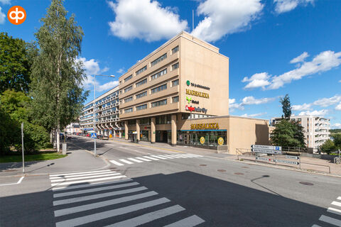 Toimitilat Mikkeli | Porrassalmenkatu 29 | ulkokuva