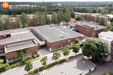 Toimitilat Helsinki   Pakarituvantie 7-9   ilmakuva1
