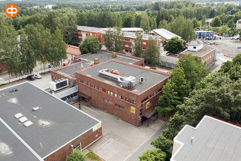 Toimitilat Helsinki   Pakarituvantie 7-9   ilmakuva2