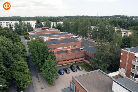 Toimitilat Helsinki   Pakarituvantie 7-9   ilmakuva3
