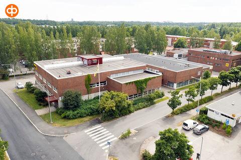 Toimitilat Helsinki | Parivaljakontie 4 | ilmakuva2