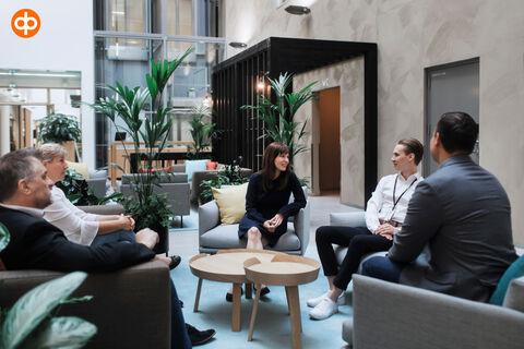 Toimitilat Espoo   Alberga Business Park – D-talo   aula3