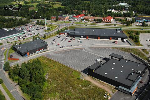 Toimitilat Kaarina | Piispanristi, Jannekatu 2-4 | ilmakuva 1