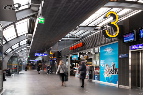 Toimitilat Vantaa | Kauppakeskus Dixi | sisäkuva 5