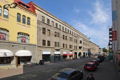 Toimitilat Tampere | Kauppakatu 4 | ulkokuva 1