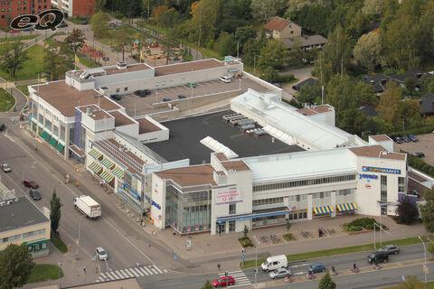 Toimitilat Vantaa   K-Supermarket, Peltolantie 1   ulkokuva 1