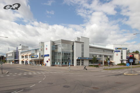 Toimitilat Vantaa   K-Supermarket, Peltolantie 1   ulkokuva 2