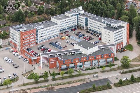 Toimitilat Espoo | Länsikeskus, Pihatorma 1D | ilmakuva 1