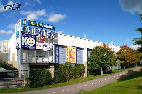Toimitilat Helsinki | K-Supermarket Kontula | Keinulaudankuja 4 | maakuva