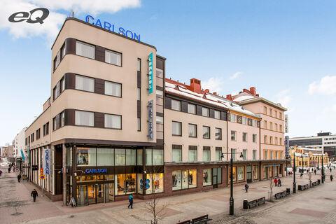 Toimitilat Kuopio | Carlsonin talo, Haapaniemenkatu 22 | maakuva 2