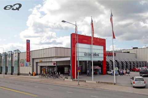 Toimitilat Salo   K-Citymarket Salo   Hämeentie 24   maakuva