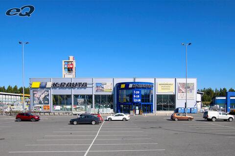 Toimitilat Hämeenlinna | K-rauta Tiiriö | Katsastusmiehentie 8 | maakuva