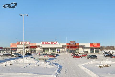 Toimitilat Ylöjärvi | Elotie 9, Elovainion liikekeskus | maakuva