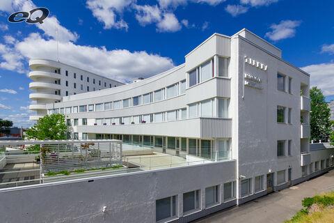 Toimitilat Helsinki - Tilkan Sairaala, Mannerheimintie 164 - ulkokuva 2
