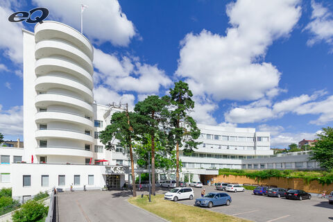Toimitilat Helsinki - Tilkan Sairaala, Mannerheimintie 164 - ulkokuva 4