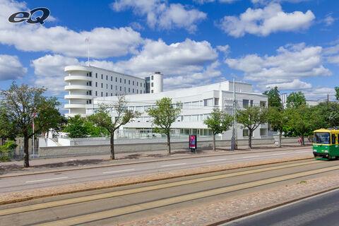 Toimitilat Helsinki - Tilkan Sairaala, Mannerheimintie 164 - ulkokuva 5