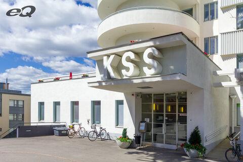 Toimitilat Helsinki - Tilkan Sairaala, Mannerheimintie 164 - ulkokuva 3