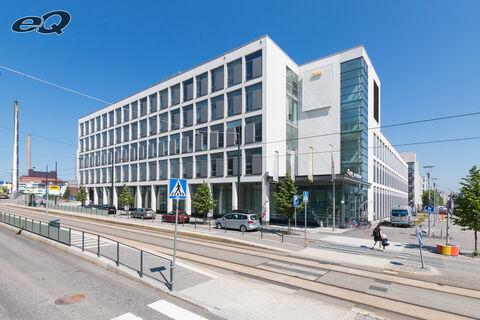 Hoivakiinteistöt Helsinki | Aida Hotel Helsinki | Saukonpaadenranta 2 | maakuva 2