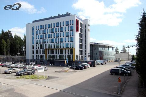 Hoivatilat Tampere   Tays Silmäkeskus   Biokatu 14   maakuva 1