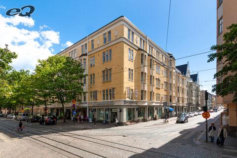 Toimitilat, Helsinki | Bulevardi 22 | ulkokuva1