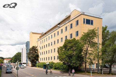 Toimitilat, Helsinki | Haartmaninkatu 1 | julkisivukuva1