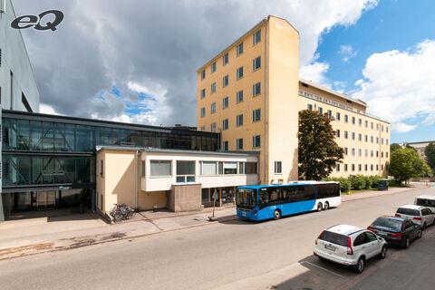 Toimitilat, Helsinki | Haartmaninkatu 1 | julkisivukuva2