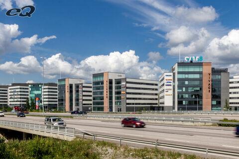 Toimitilat, Vantaa | Gate8 Business Park Piano | julkisivukuva1