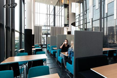 Toimitilat, Vantaa | Gate8 Business Park Piano | ravintola1