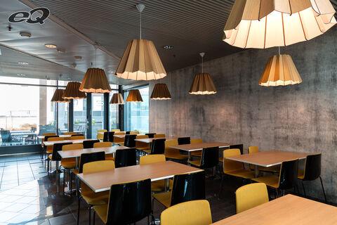 Toimitilat, Vantaa   Gate8 Business Park Piano   ravintola2