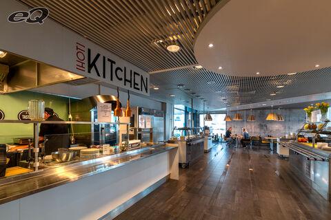 Toimitilat, Vantaa | Gate8 Business Park Piano | ravintola3
