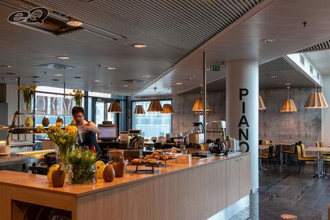Toimitilat, Vantaa   Gate8 Business Park Piano   ravintola4