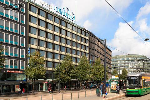 Toimitilat Helsinki | Helsingin Siltasaarenkatu 14