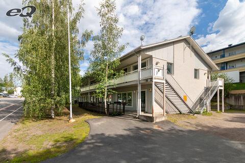 Hoivakiinteistöt Jyväskylä   Vaajakoskentie 56   maakuva