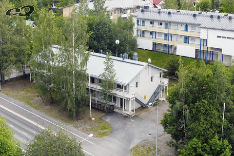 Hoivakiinteistöt Jyväskylä | Vaajakoskentie 56 | ilmakuva