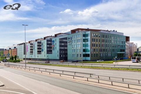 Toimitilat Espoo | Alberga Business Park B-talo | julkisivukuva