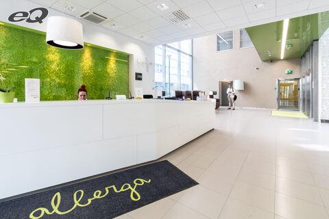 Toimitilat Espoo | Alberga Business Park B-talo | sisäkuva1