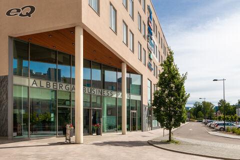 Toimitilat Espoo   Alberga Business Park B-talo   ulkokuva2