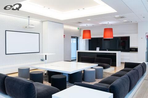 Toimitilat Espoo | Alberga Business Park C-talo | juhlatila