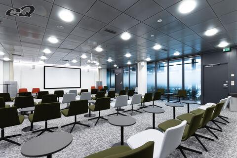 Toimitilat Vantaa | Gate8 Business Park Presto | auditorio