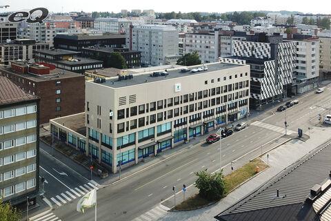 Toimitilat, Kuopio | Asemakatu 22-24 | ulkokuva 1
