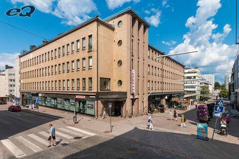 Toimitilat, Lahti | Rautatienkatu 20 | ulkokuva 2