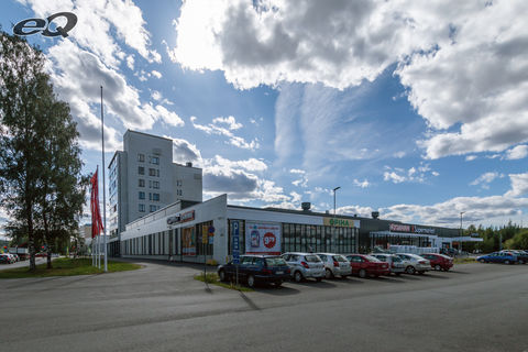 Tampere Toimitilat | Liikekeskus Vinkkeli, Juvankatu 14 | maakuva 2