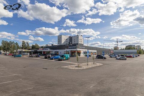 Tampere Toimitilat | Liikekeskus Vinkkeli, Juvankatu 14 | maakuva 1