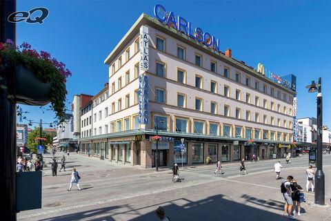 Liiketilat Kuopio | Haapaniemenkatu 22 | Tavaratalo Carlson | maakuva