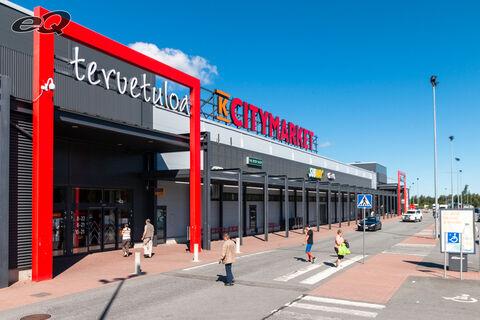 Liiketilat Seinäjoki | K-Citymarket Päivölä | Väinämöinen 2 | maakuva 1