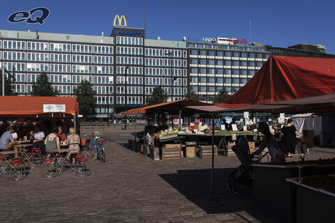 Toimitilat Helsinki | Siltasaarenkatu 14 | tori